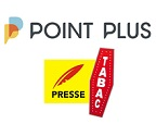 Logos Point Plus et Tabac Presse